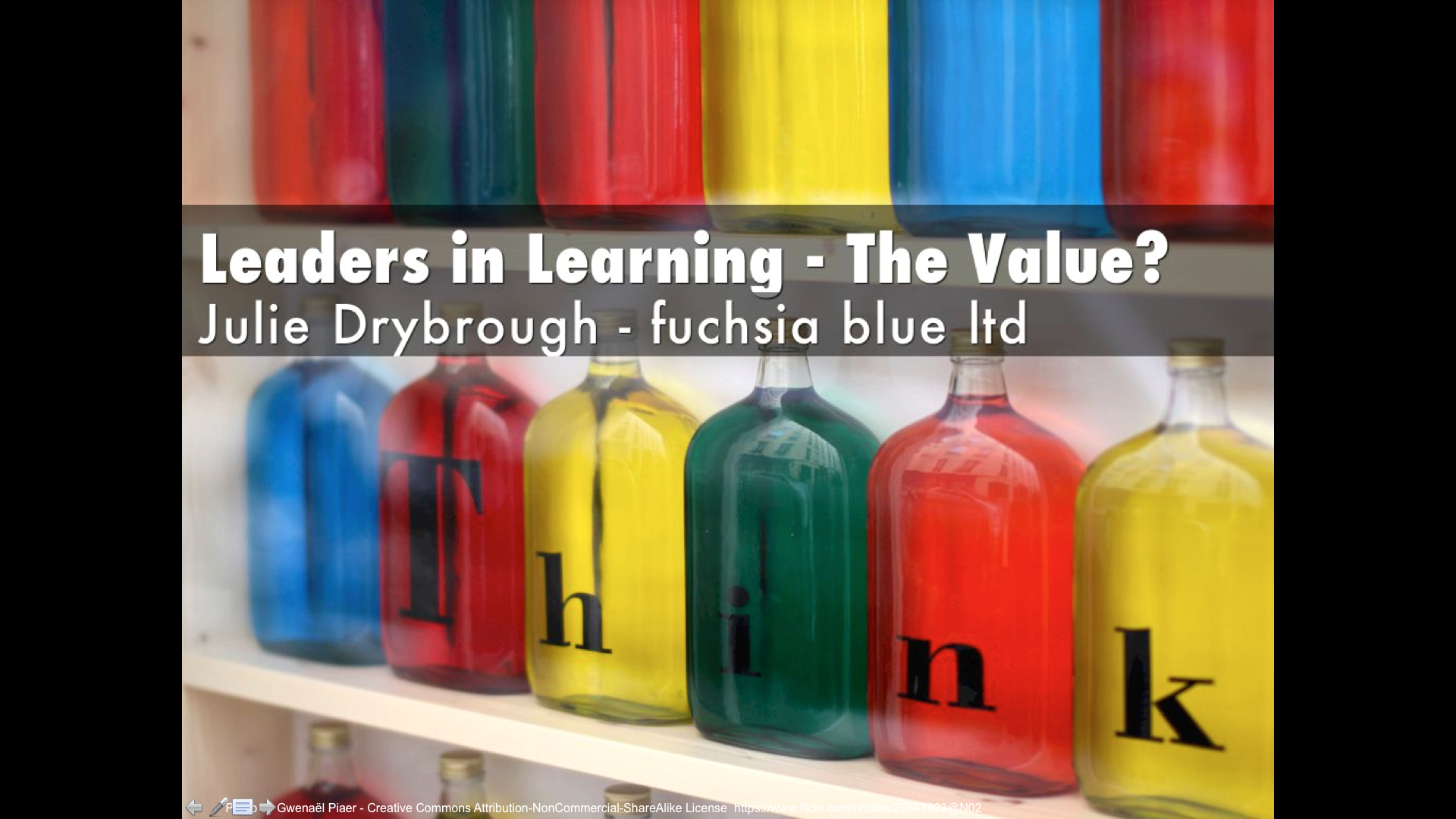 Leaders In Learning – My Take